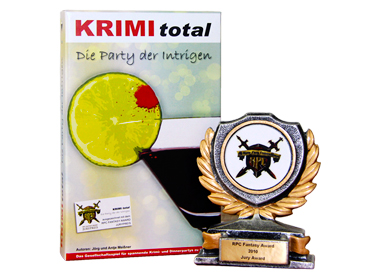 Krimispiel, KRIMI total - Die Party der Intrigen